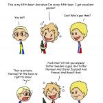 Denmark's Gaydar