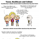 Taxes, Healthcare and Culture