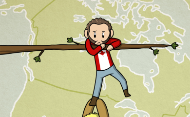 thumbnail of Hang in there, Canada!