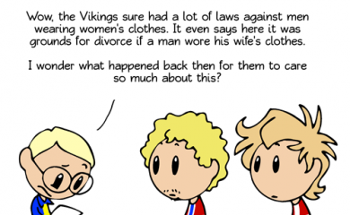thumbnail of Viking Fashion Disaster