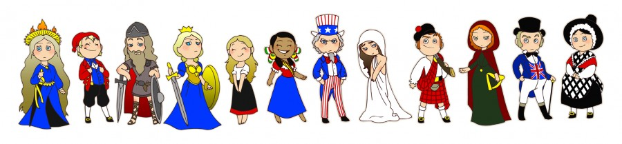 National Personifications