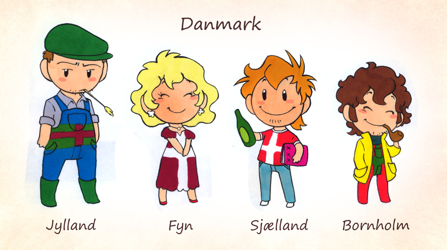 Danish household satwcomic.com