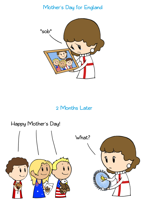 Mother's Day satwcomic.com