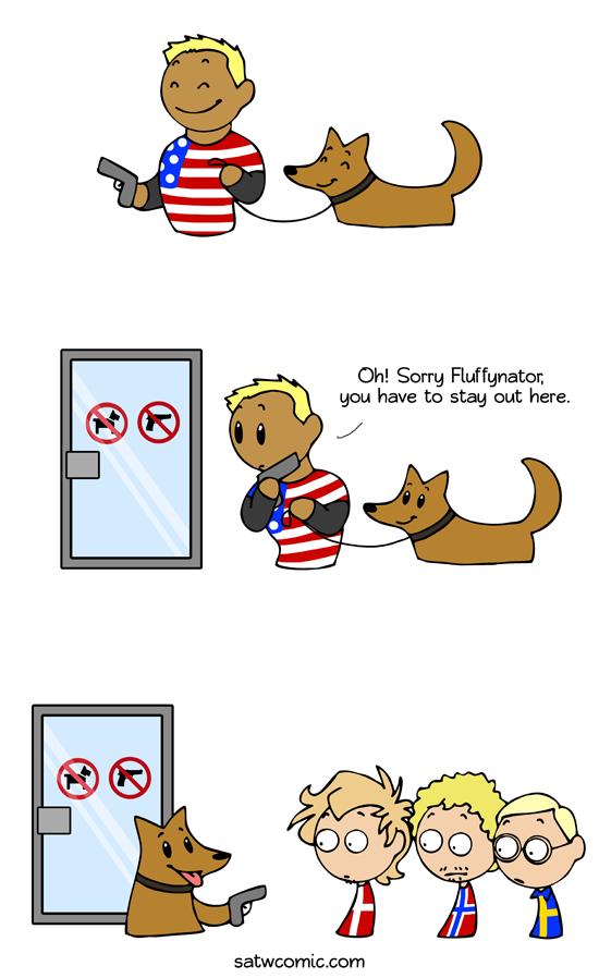 No pets allowed