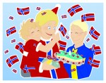 Happy Birthday Norway