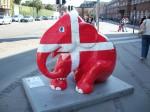Danish elephant.