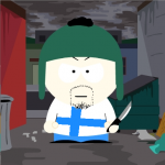 Finland South Park Style