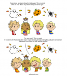 Halloween appropriation
