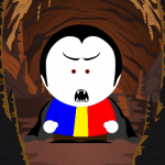 Romania South Park Style