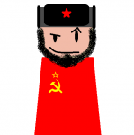 Soviet Union Character Concept