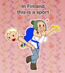 Sports in Finland 