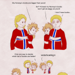Random Norway and Denmark