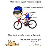 How to use a bike
