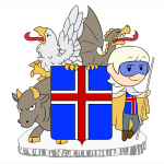 Iceland's Coat of Arms