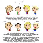 Let Italian men live