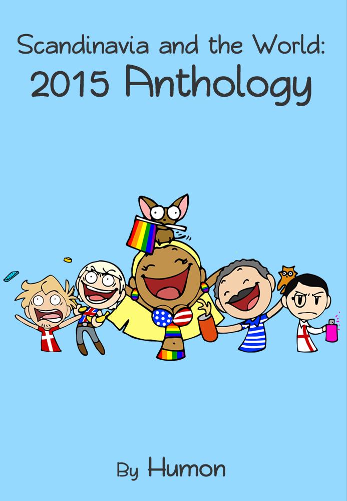 2015 Anthology satwcomic.com