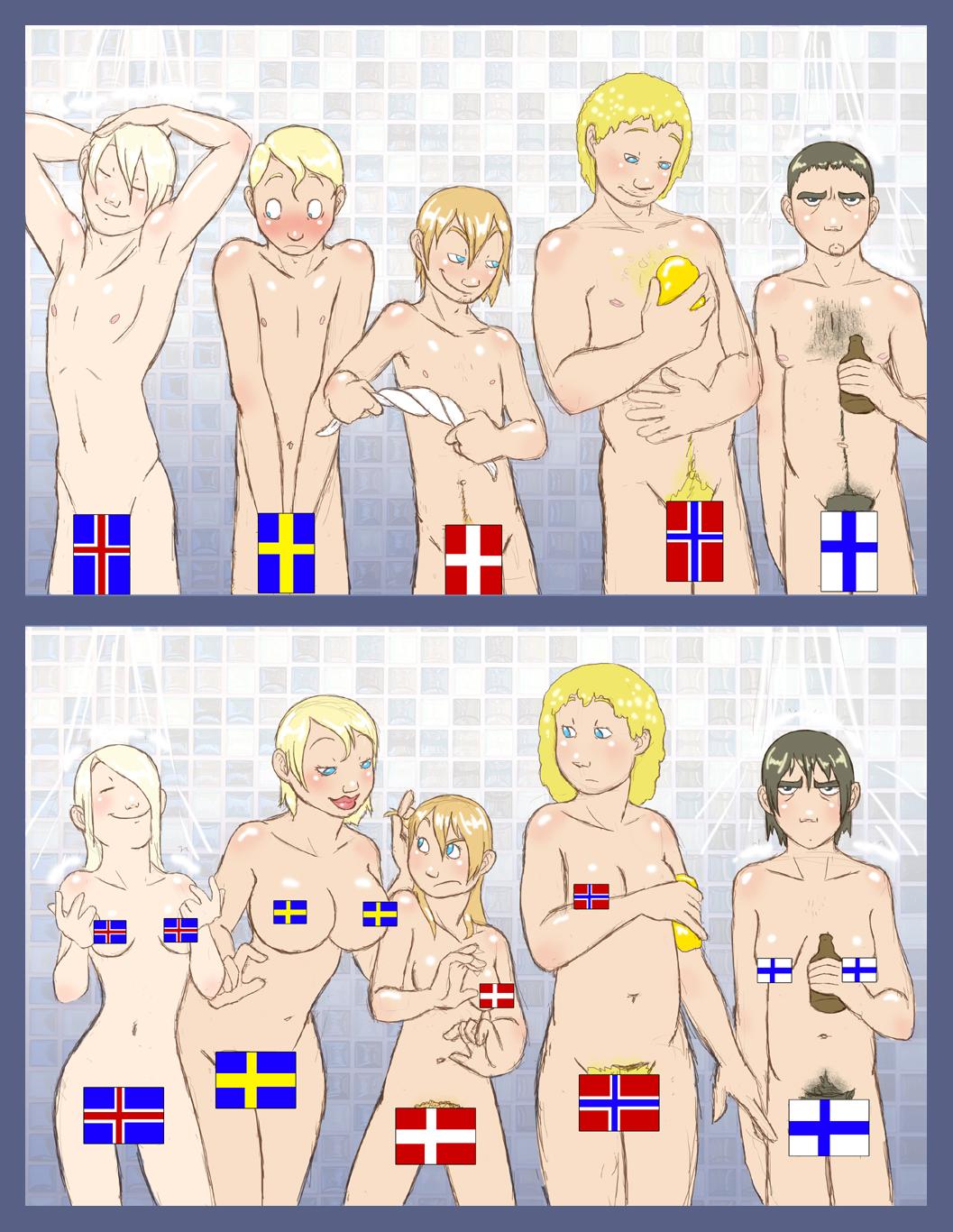 finnish women stereotypes Kotka