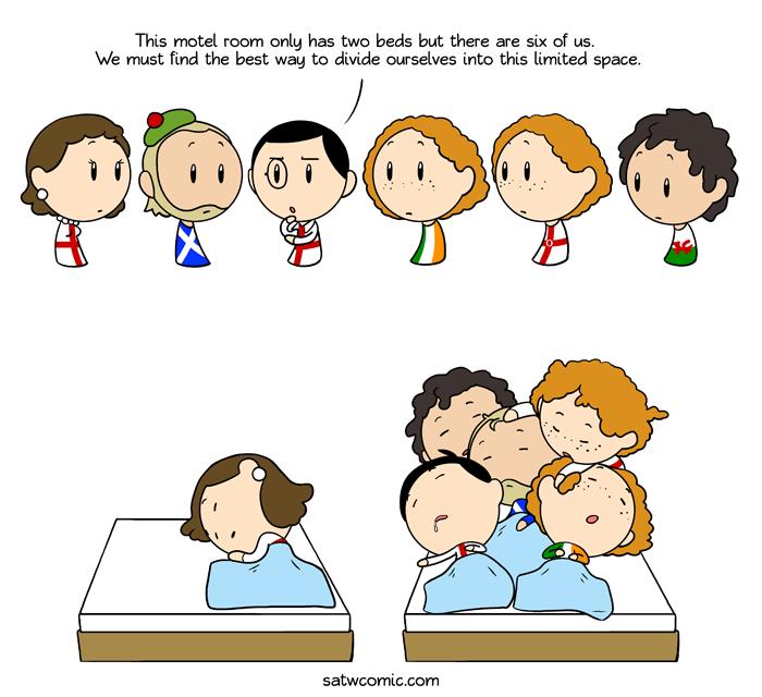 Bedside manners satwcomic.com