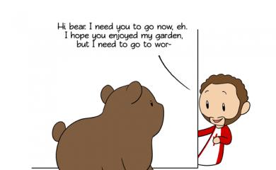 thumbnail of Bear Whisperer