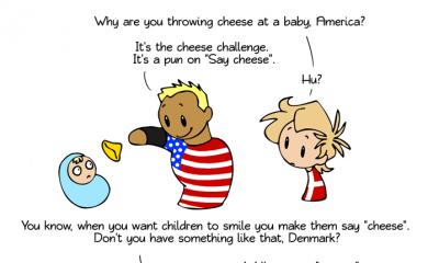thumbnail of Say cheese