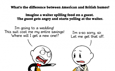 thumbnail of Two fools in a restaurant