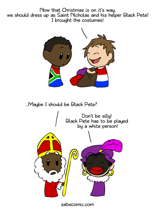 Black Pete satwcomic.com