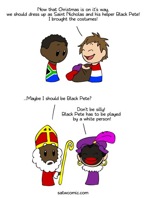 Black Pete satwcomic.com