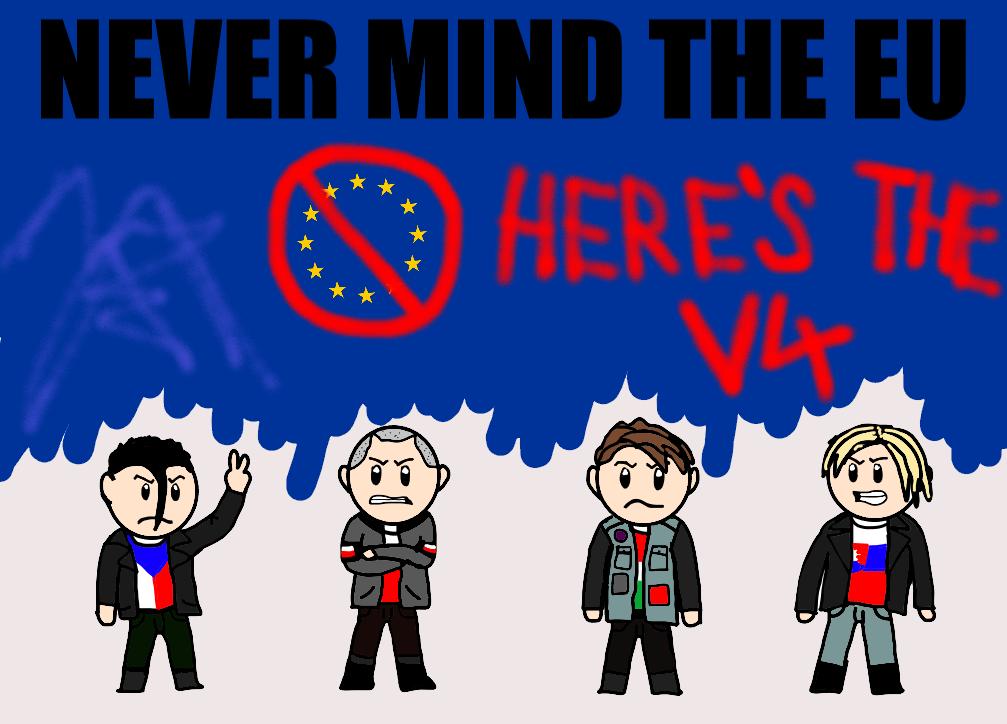Punks from Visegrad satwcomic.com