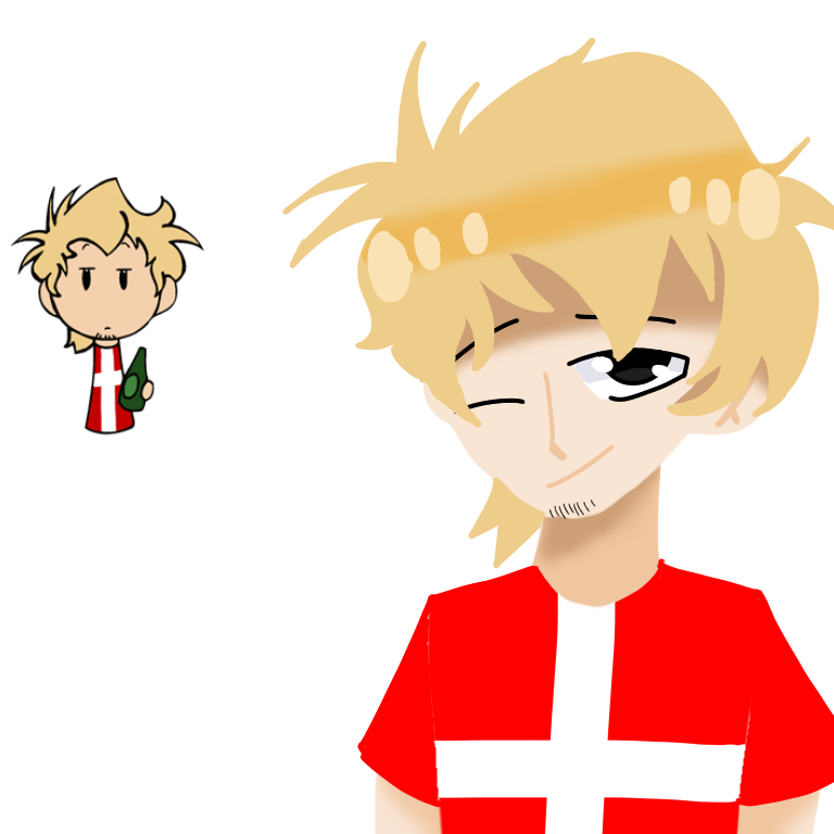 Denmark fan art