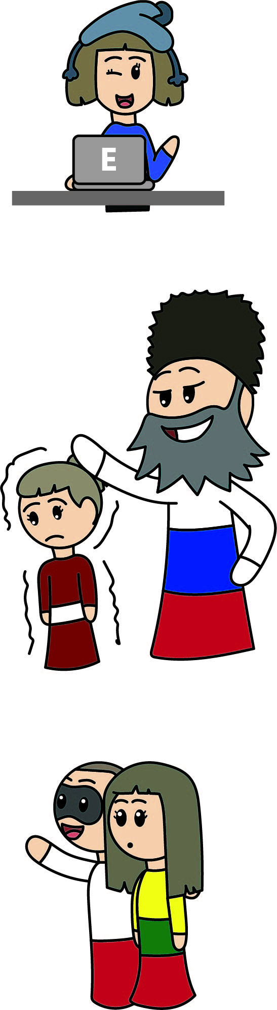 The Baltic States of Scandinavia and the World: Hetalia Style