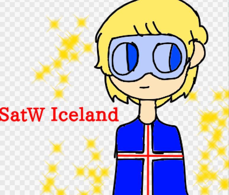 Another Iceland fan art  satwcomic.com