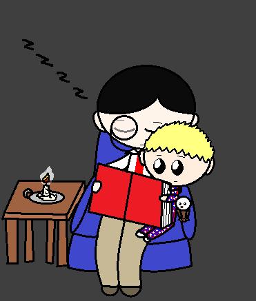 Bedtime Story satwcomic.com