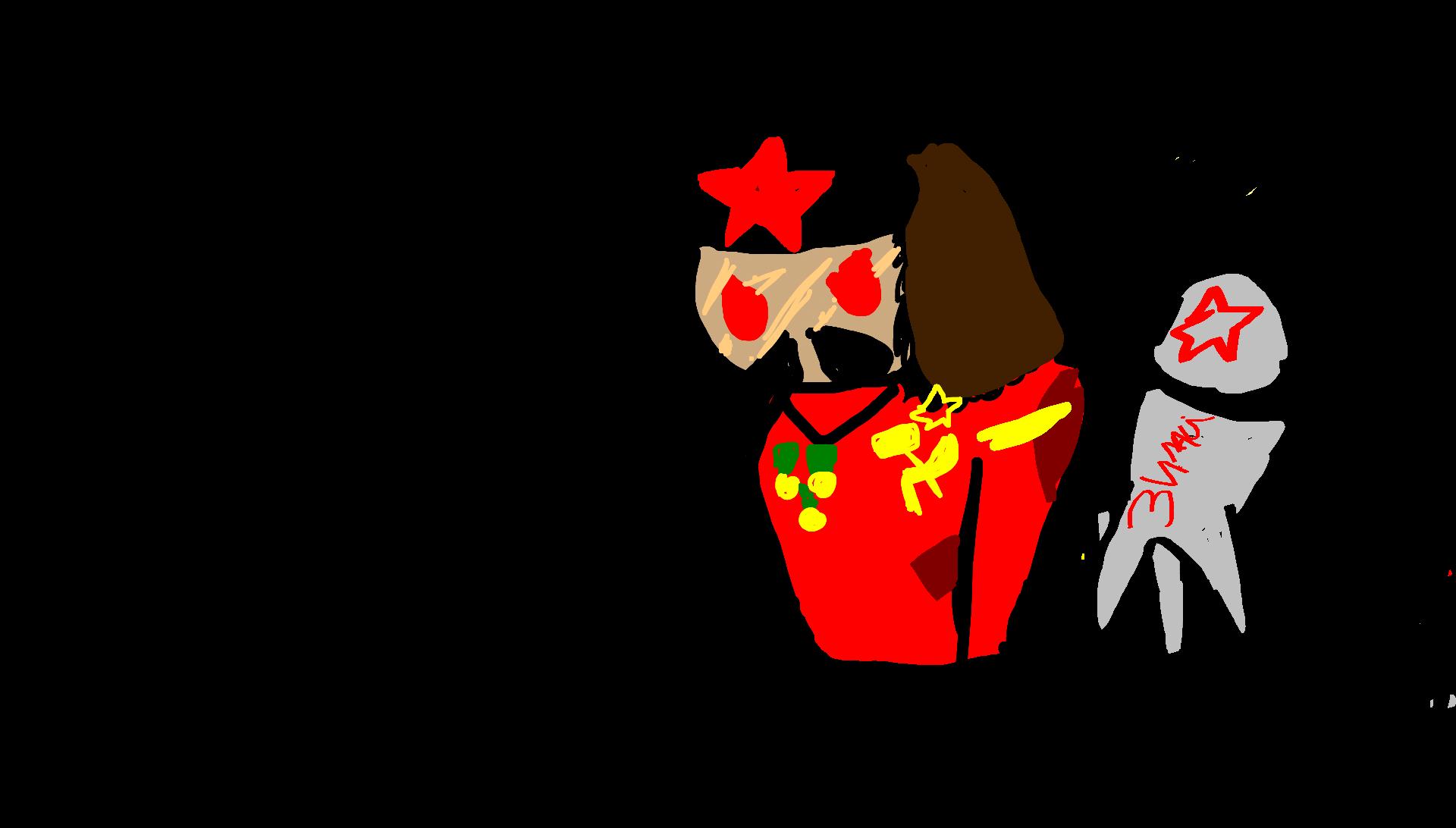 Btother (Comrade) Soviet Russia satwcomic.com