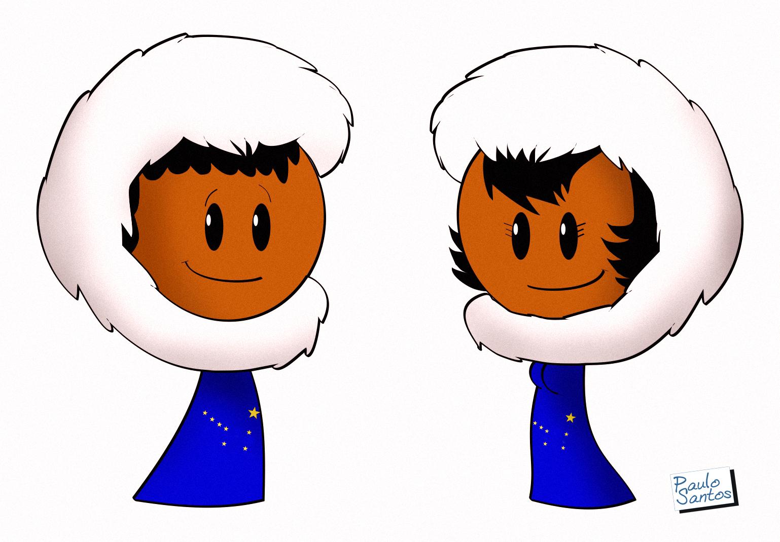 Brother & Sister Alaska