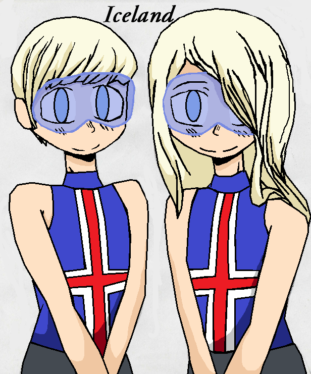 Iceland Siblings satwcomic.com