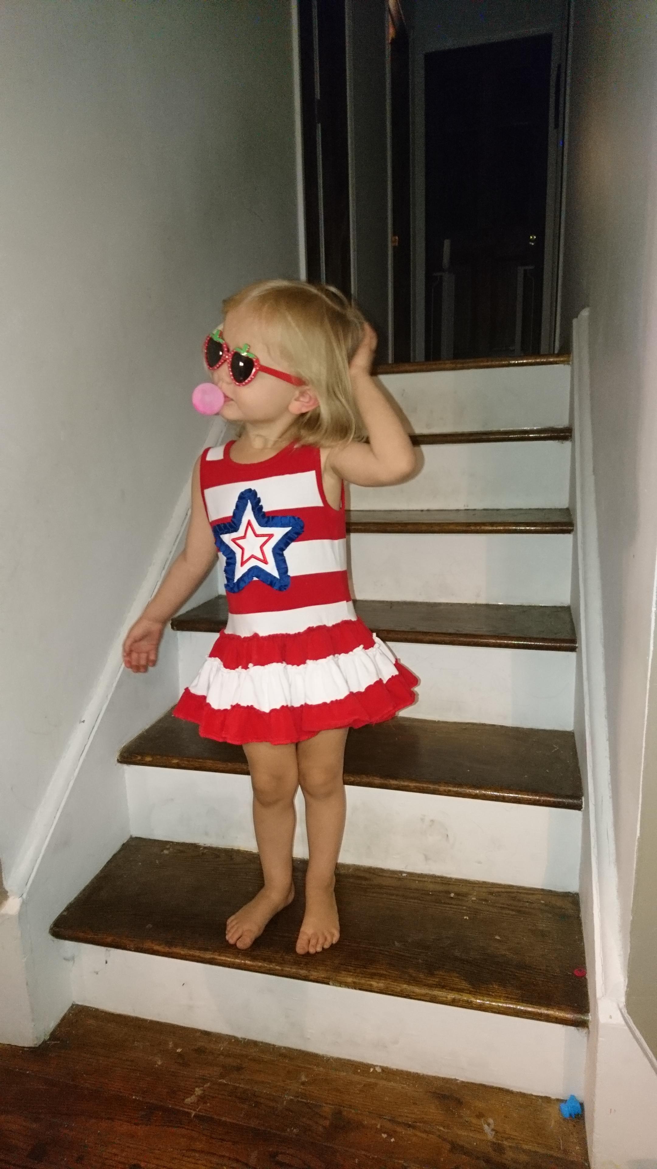 Cassandra as Baby Sister America