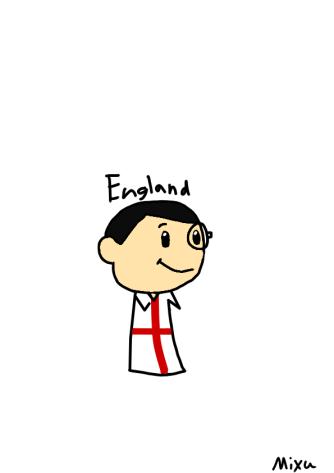 Mixu´s England
