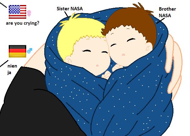 NASA babies satwcomic.com