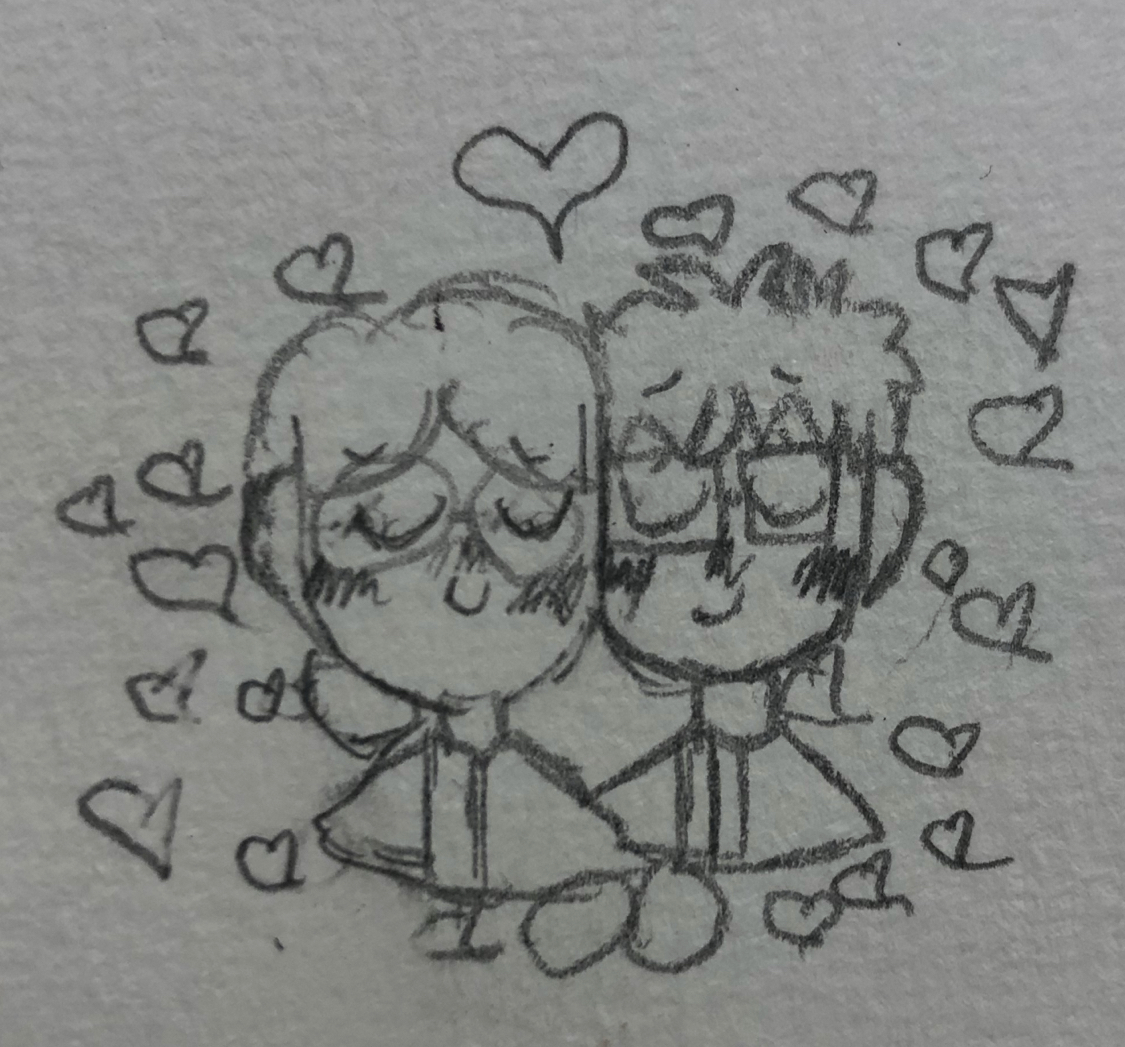 You've heard of idiots in love, now get ready for nerds in love