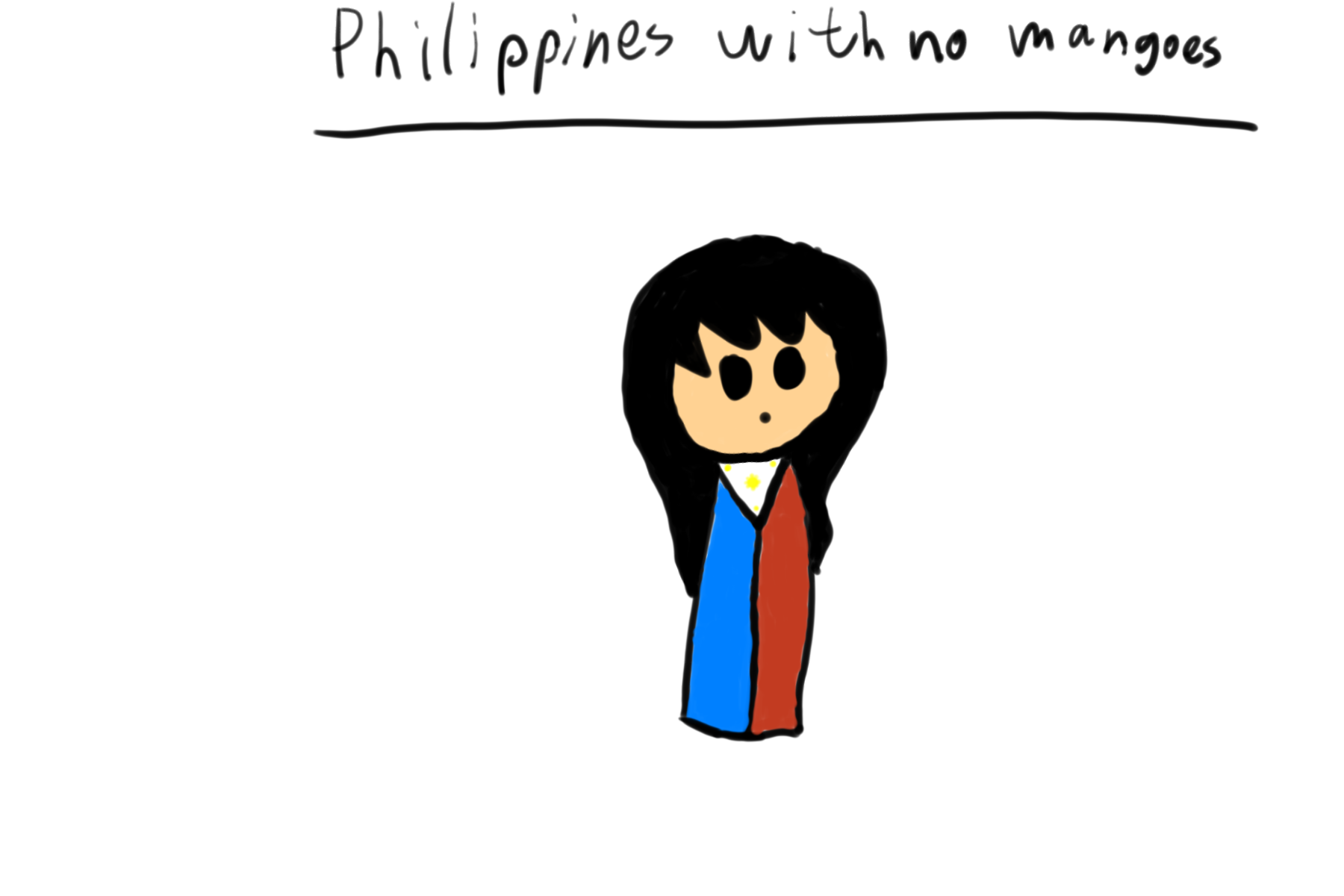 When Philippines has no Mangoes satwcomic.com