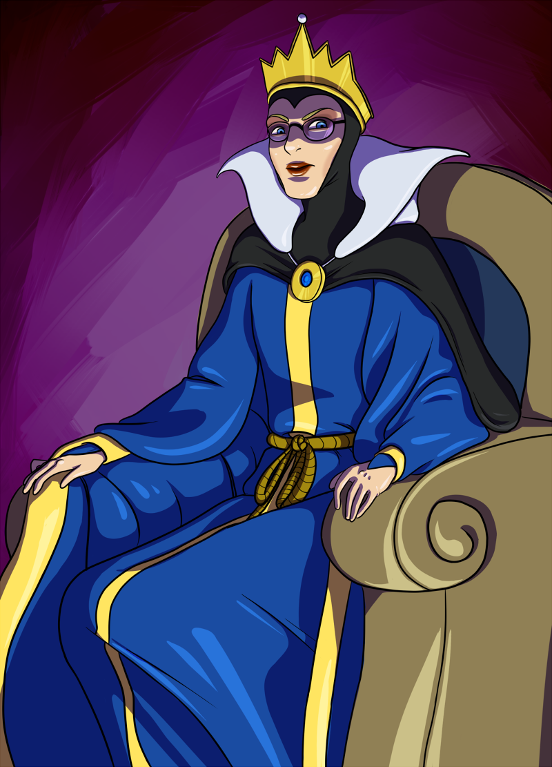 Queen Sweden satwcomic.com
