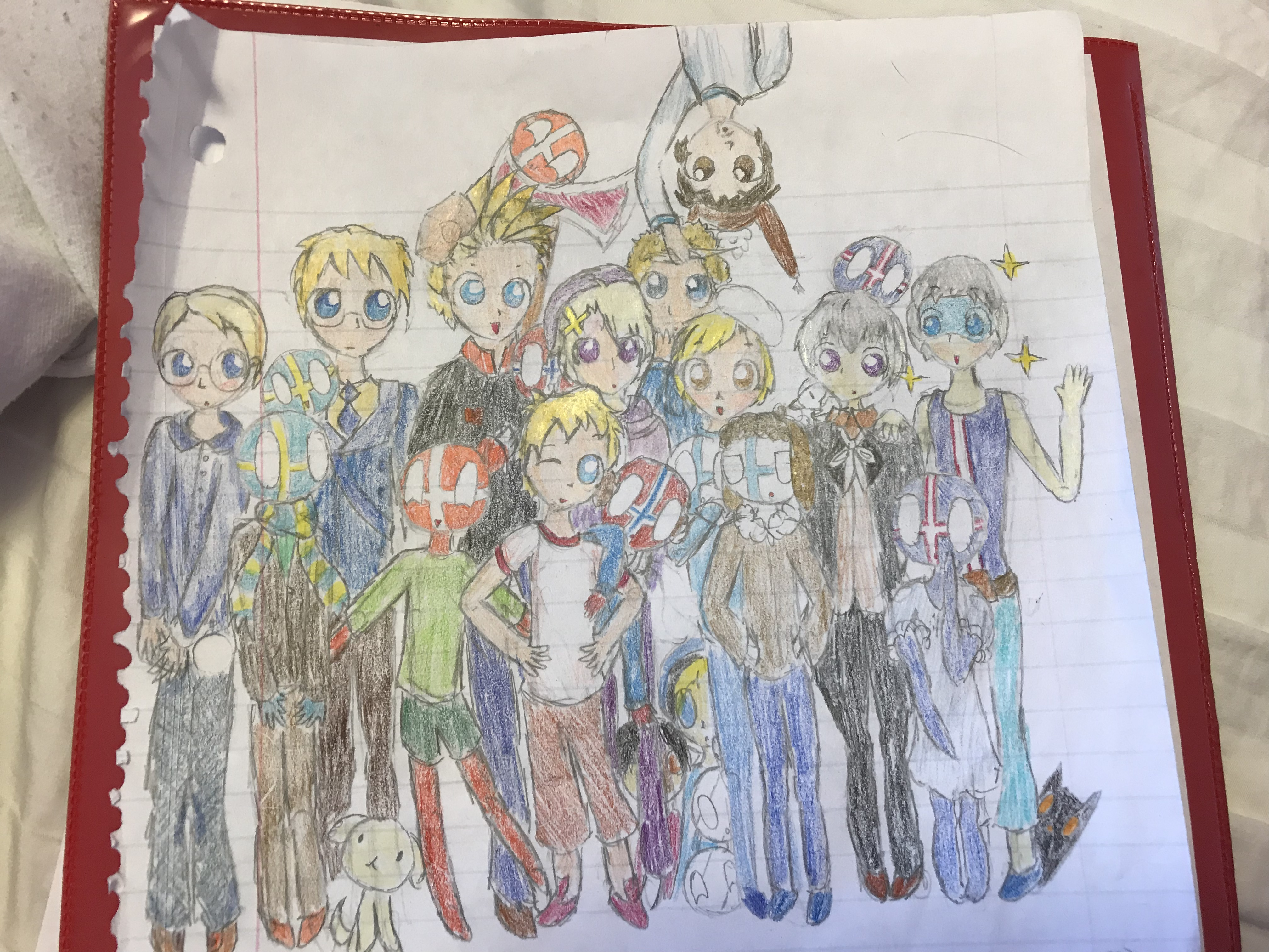 SATW, APH, Countryhumans/balls, Crossover
