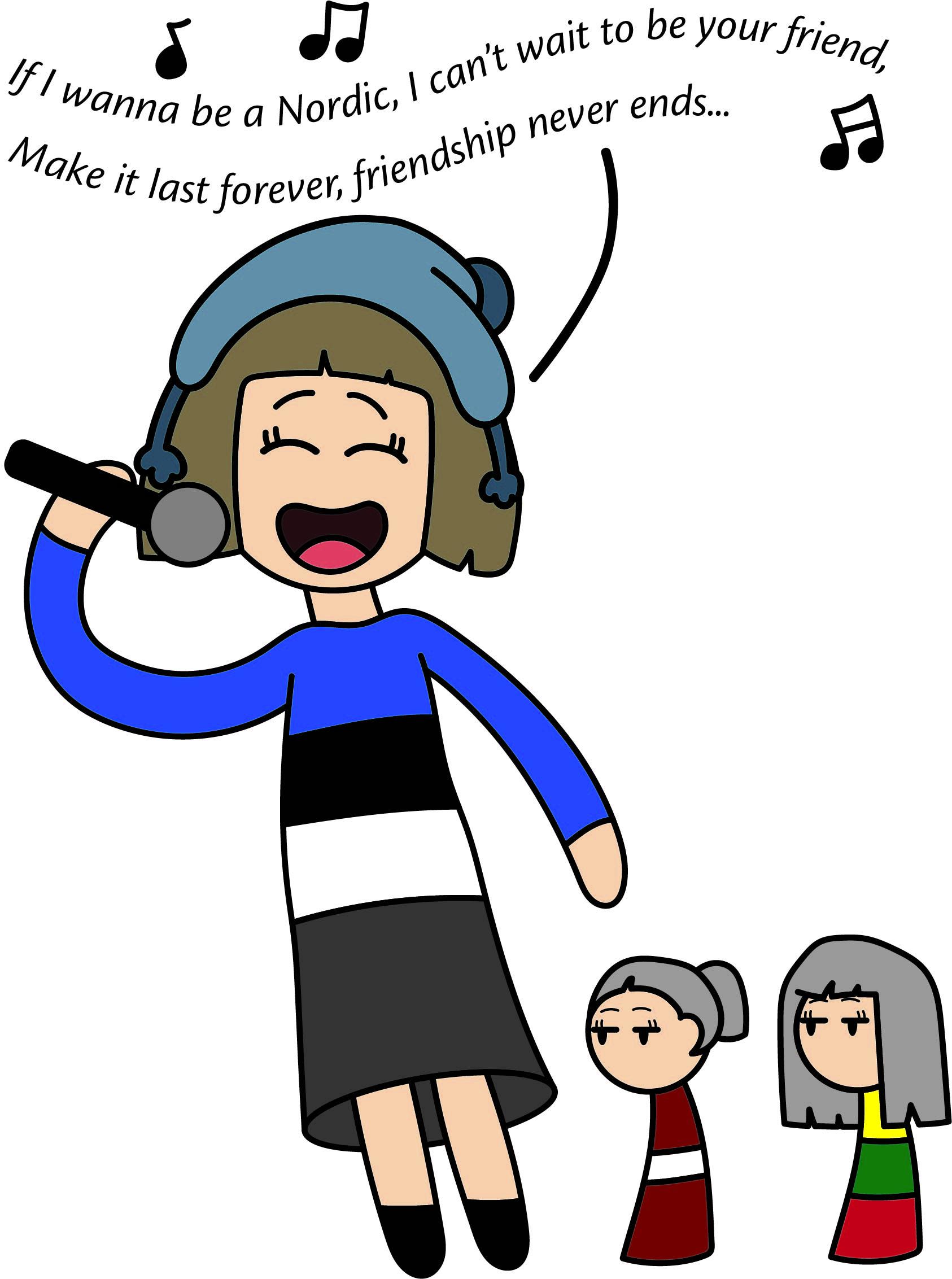 Singing Estonia