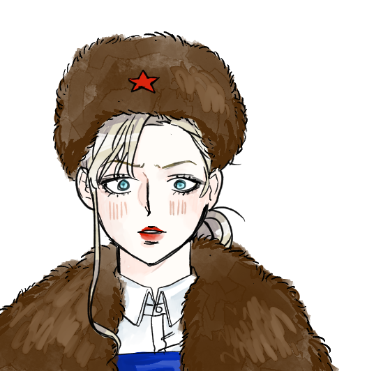 Sister Russia satwcomic.com