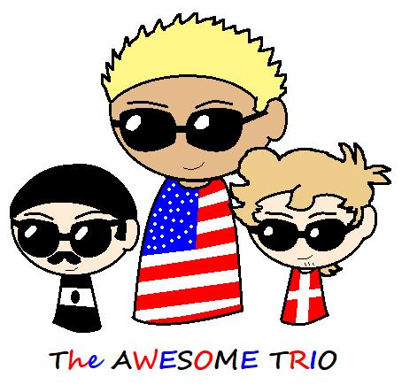 The Awesome Trio satwcomic.com