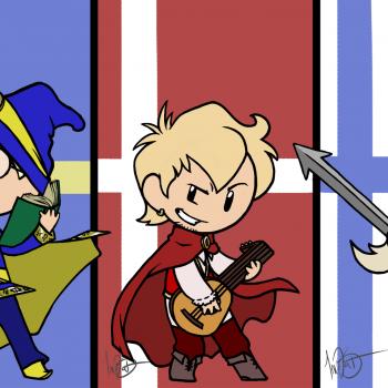HWRUN Characters 01