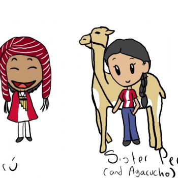 Peru, Sister Peru and Ayacucho