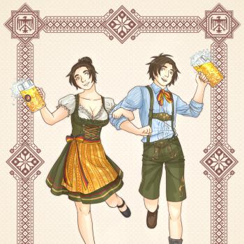 Die Deutschen Geschwister
