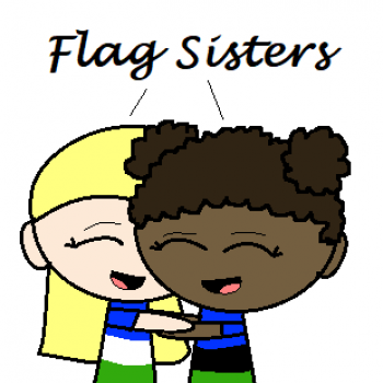 Twin Flags