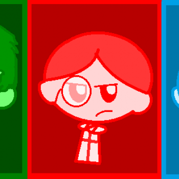 Wales Green, England Red, Scotland Blue